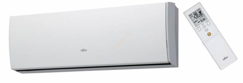 Fujitsu Slide ASYG12LUCA