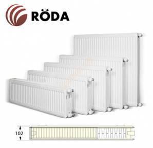 Радиатор Roda H500 22 VK R 500x900x50